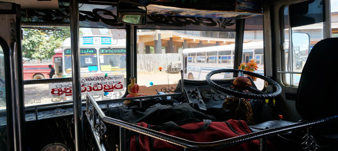 Day 2 – Colombo to Anuradhapura
