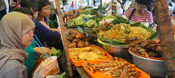 Java Day 1 – Yogyakarta – first impression of Indonesia