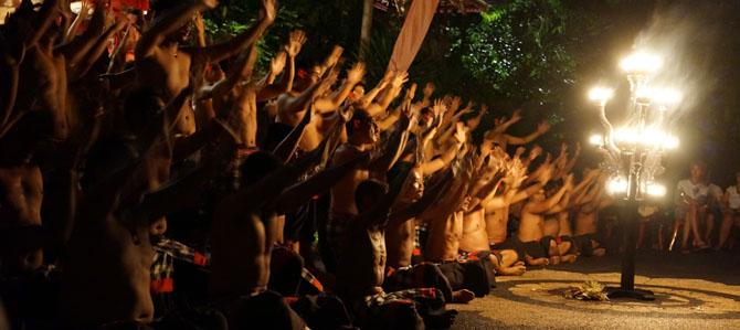 Bali Day 10 – Ubud – Kecak Ramayana show and market