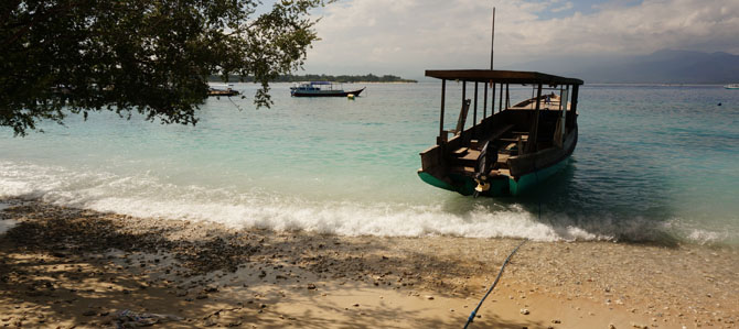 Gili Islands – How to get to Gili Islands from Bali?